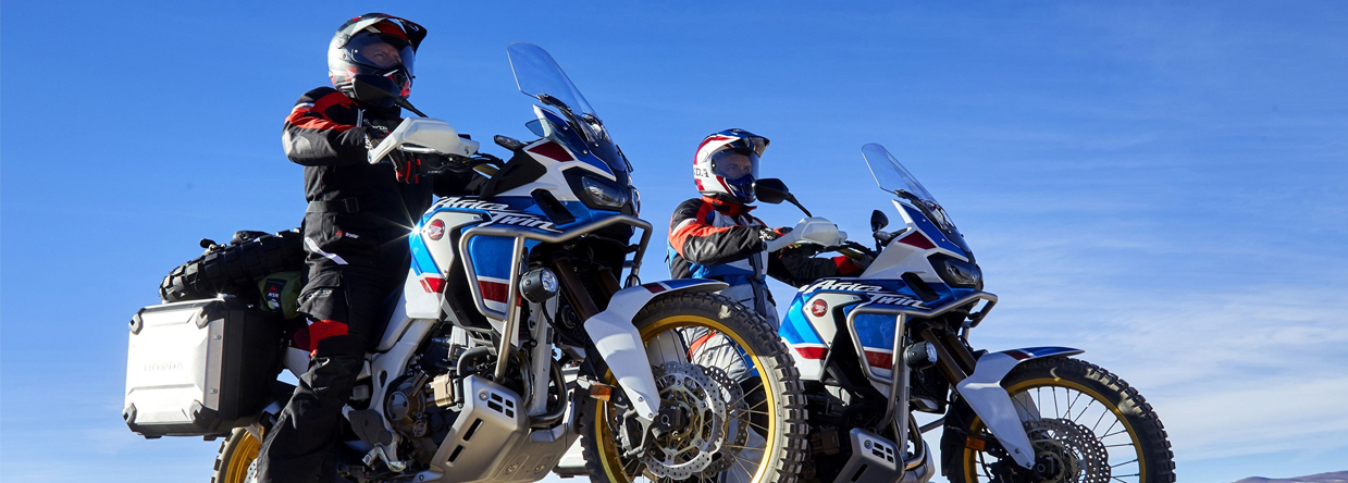 NEW CRF1000L AFRICA TWIN ADVENTURE SPORTS